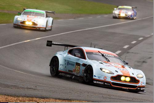 24 Hours of Le Mans 2013 - Aston Martin Vantage GTE