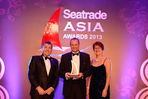 Seatrade Asia Awards 2013