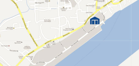 Chittagong Warehouse location