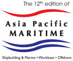 Asia Pacific Maritime 2012